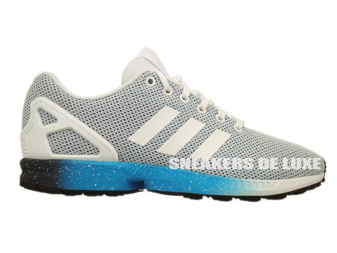 f5d1ba028 English  AF6326 adidas ZX Flux ftwr white   solar blue2 s14   dark ...