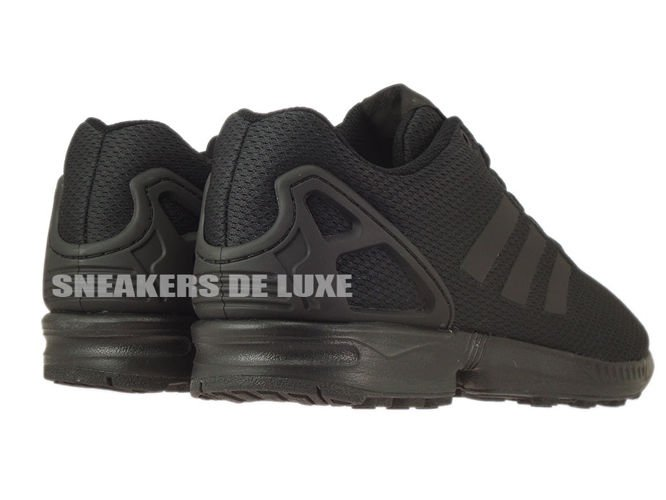 English  AF6404 adidas ZX Flux Core Black   Core Black   Dark Grey ... b87496bcc86c