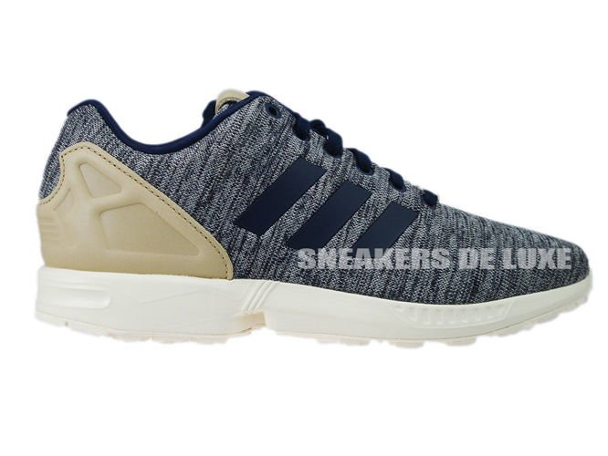 promo code 114b1 8a06f AQ3097 adidas ZX Flux Collegiate Navy/St Pale Nude F13 ...
