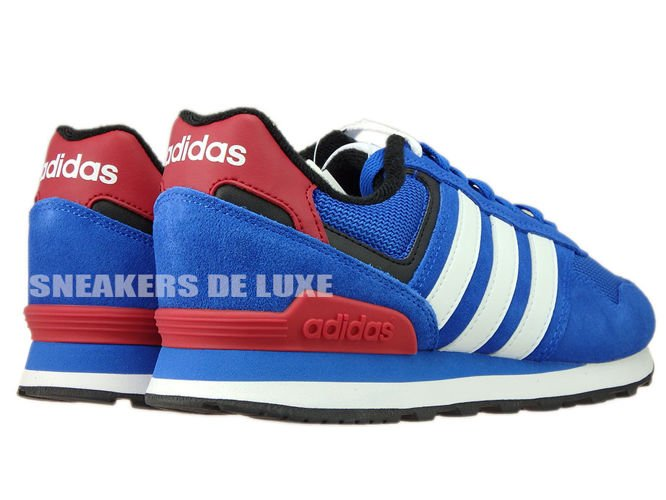 finest selection d906a 3c24a ... germany aw4685 adidas neo 10k blue ftwr white core black dcd64 df496