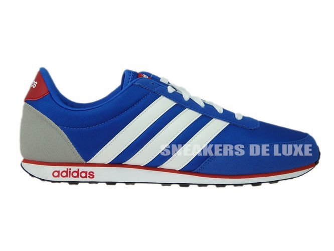 check out 02786 0c249 ... sale aw5051 adidas neo v racer blue footwear white power red e1ff1 d467d