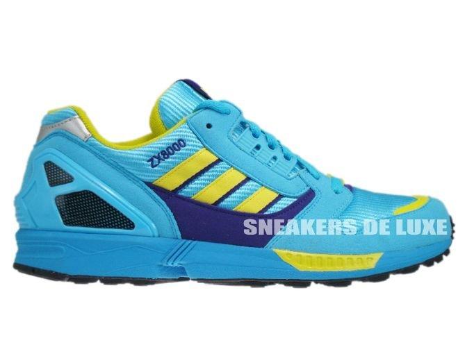 buy online 5f7c5 772aa Adidas 553383 Originals ZX 8000 Laqua/Lempel/Violet