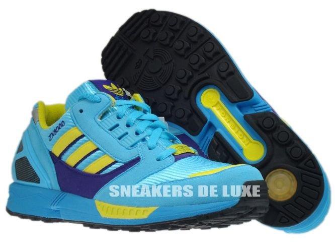 8e7f1f71f34a19 English  Adidas 553383 Originals ZX 8000 Laqua Lempel Violet 553383 ...