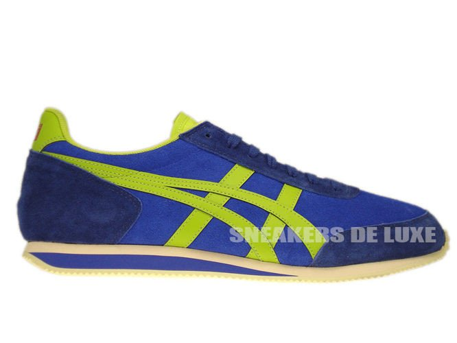 wholesale dealer 6b971 dbb61 Asics Onitsuka Tiger Sakurada SU D323L 4289 Navy/Lime