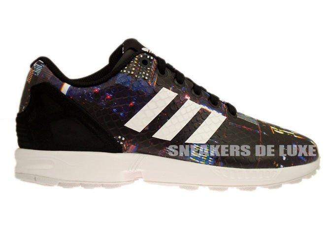 buy popular d6a48 ed6f6 B25834 adidas ZX Flux Tokyo Tech Sneaker Boutique Pack ...