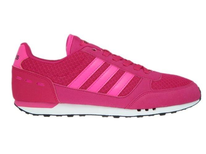 size 40 4805f 00fdf B74491 adidas City Racer W Bold PinkShock PinkMystery BlueCore Black ...