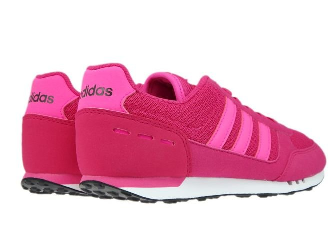 best sneakers d1eff 307a9 ... B74491 adidas City Racer W Bold PinkShock PinkMystery BlueCore Black