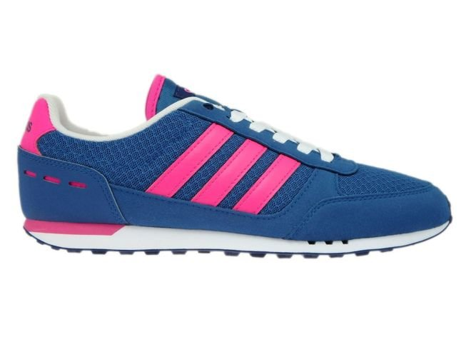 quality design 99d81 817e0 B74492 adidas City Racer W Core BlueShock PinkMystery Blue ...