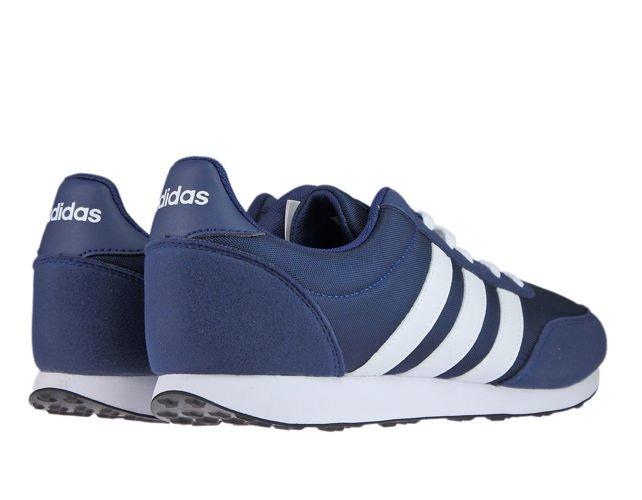 Experto deuda binario  B75795 adidas V Racer 2.0 Dark Blue/Ftwr White/Ftwr White