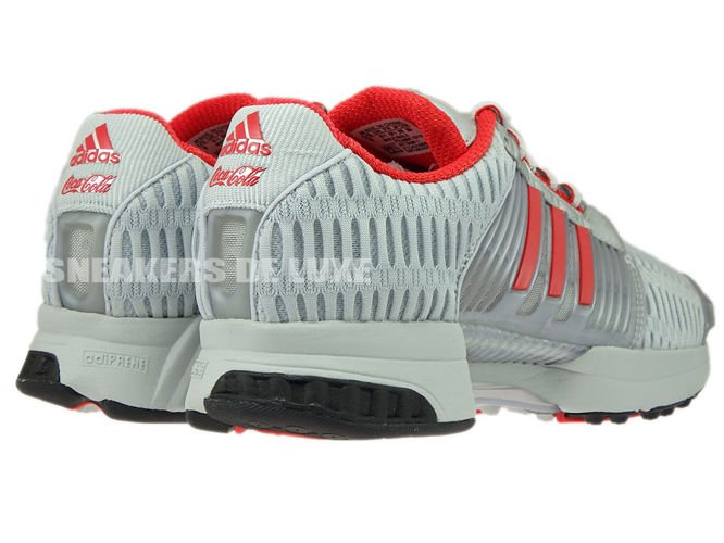 the latest c3b8b db180 Red  Core Black · BA8611 adidas x Coca Cola ClimaCool 1 Silver Met.  Red   Core Black