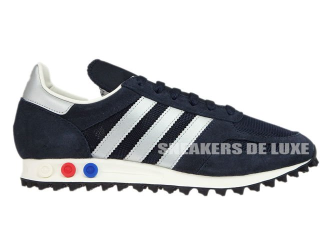 official photos 96afb 686ab BB1208 adidas LA Trainer OG Legend Ink Matte Silver Night Navy ...