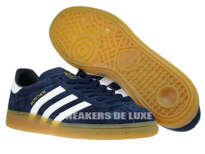 save off bc601 844ca ... BB5297 adidas München Collegiate NavyFootwear WhiteGum ...
