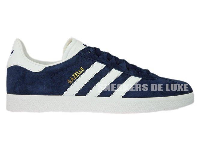 uk availability 99f0a 86b09 BB5478 adidas Gazelle Collegiate NavyWhiteIce Blue ...