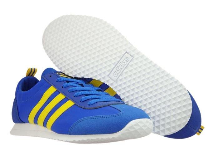 separation shoes 82bc5 276ab ... BB9679 adidas NEO VS Jog Blue Eqt Yellow Collegiate Royal