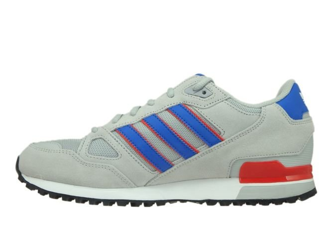 low priced 86448 2b31a ... sweden by9271 adidas zx 750 grey two blue core red 40434 93a66