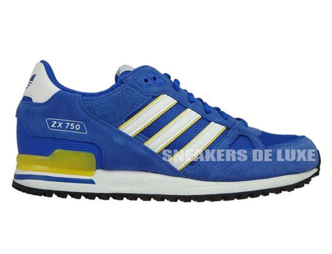 best cheap a3403 6f18a BY9272 adidas ZX 750 Blue Ftwwht Eqtyel ...