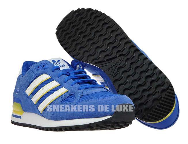 save off 7e052 51f4a ... BY9272 adidas ZX 750 Blue Ftwwht Eqtyel ...