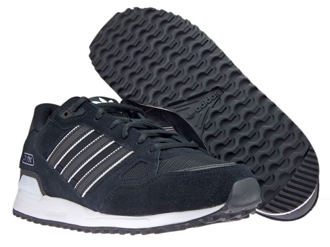 a33c6e16a7bde sneakers  BY9274 adidas ZX 750 Core Black Core Black Footwear White ...