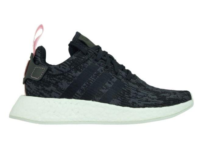 90b1e8820 sneakers  BY9314 adidas NMD R2 W Core Black Core Black Wonder Pink ...