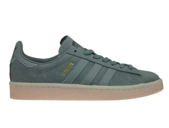 buy popular 0f3c7 ef71e BY9838 adidas Campus W Grey Three Grey Three Icey Pink ...