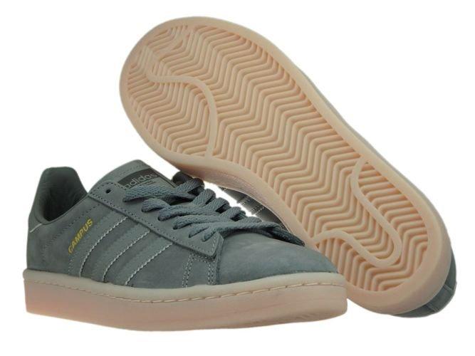 the latest 52fbf 4c37b ... BY9838 adidas Campus W Grey Three Grey Three Icey Pink ...