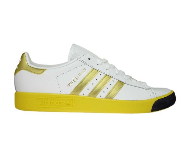 72893a828211e5 English  CQ2083 adidas Forest Hills Ftwr White Gold Met EQT Yellow ...