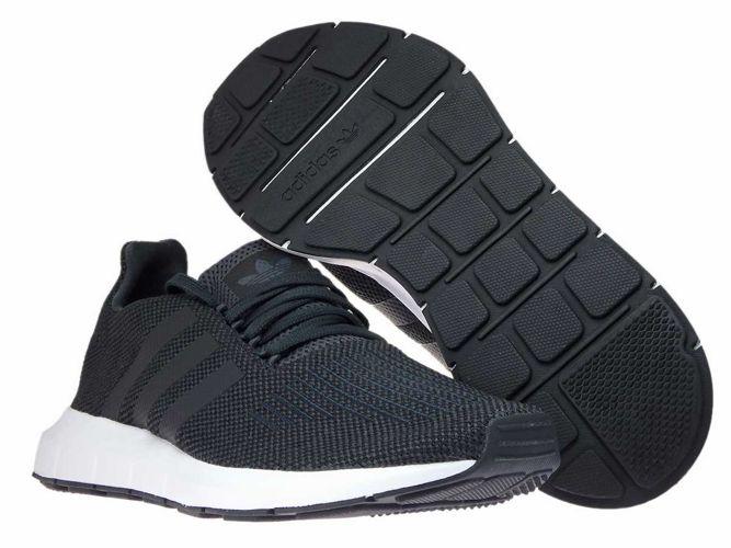 98dc99ef8 ... CQ2114 adidas Swift Run Carbon Core Black Medium Grey. adidas Originals