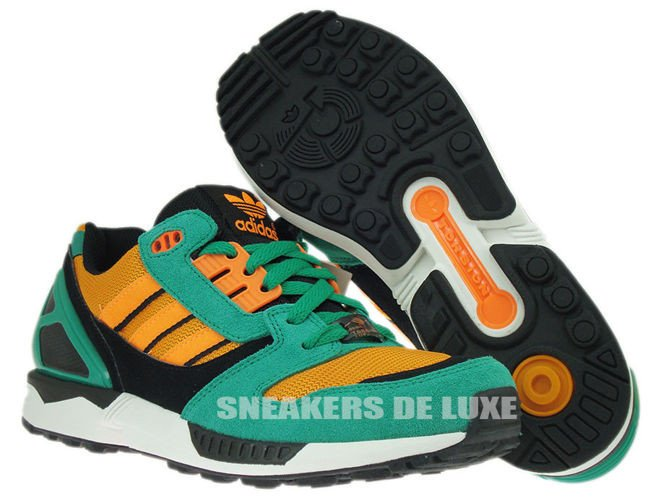 purchase cheap 1b864 54e50 ... coupon for d65459 adidas originals zx 8000 fresh green zest white vapor  1bbcf 9f0e1
