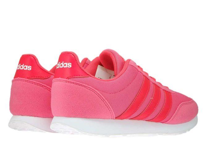 sale retailer a2438 adbbe ... DB0434 adidas V Racer 2.0 NEO Real PinkShock RedFtwr White