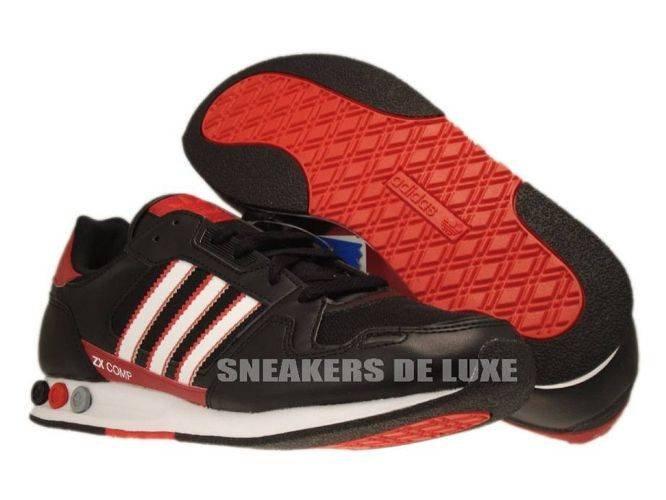 para agregar Anuncio Indefinido  G63927 Adidas ZX Comp Black/Run White/Uni Red