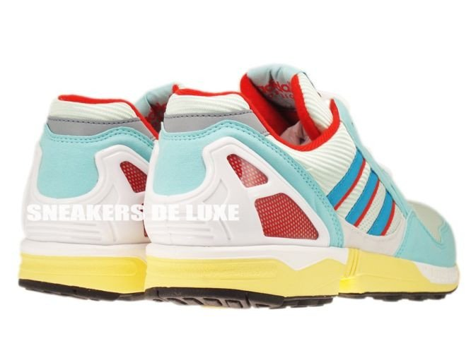 reputable site 3afbc 5fb98 G97754 Adidas ZX 9000 OG Torsion Hydra/Turquoise/Poppy