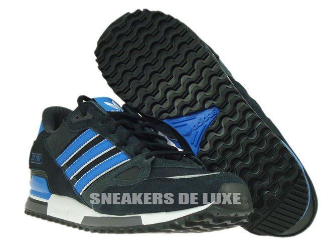 35dc8956b ... get m18261 adidas zx 750 black bluebird running white 06e83 b7811