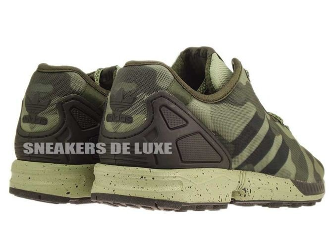 Adidas ZX Flux Decon Camo M19686 SportshoesTrainers Mens