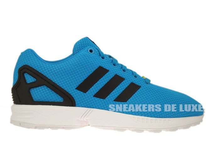 sneakers for cheap 0be55 a9c0b M19839 adidas ZX Flux Solar Blue/Solar Blue/Electricity