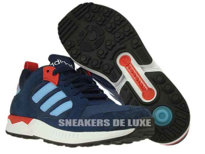 93fc2f359 ... M21227 adidas ZX 5000 RSPN Collegiate Navy Columbia Blue Poppy ...