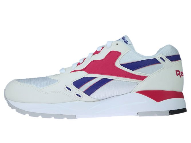 riega la flor hielo arrendamiento  M49231 Reebok Bolton Chalk/White/Magenta Pop/Team Purple/Steel