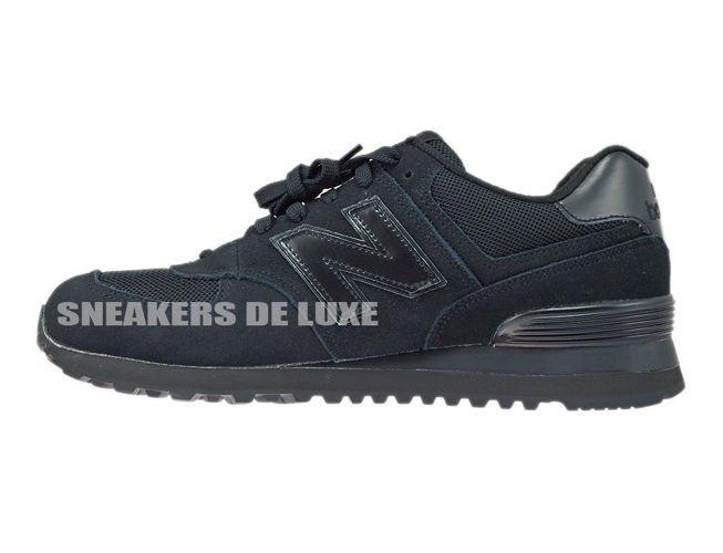 best service 54488 615c9 sneakers: M574TBK New Balance Black / Black M574TBK