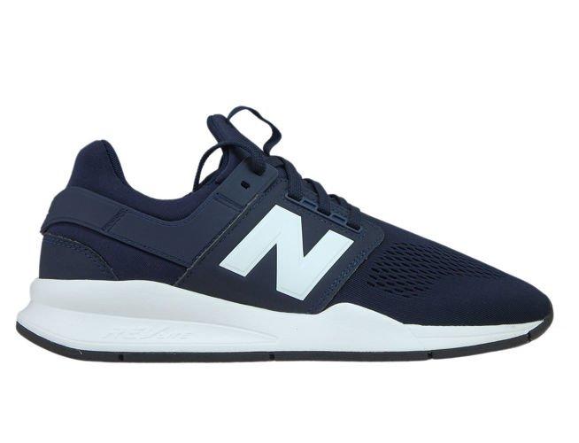 sports shoes e4baf b4dc8 New Balance MS247EN Navy with White