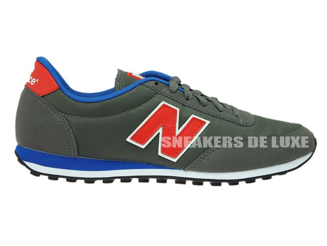 New Balance U410GRB Grey Red Blue
