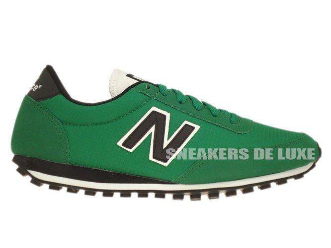 the best attitude 83733 eee56 New Balance U410NGK 410 Green   Black ...