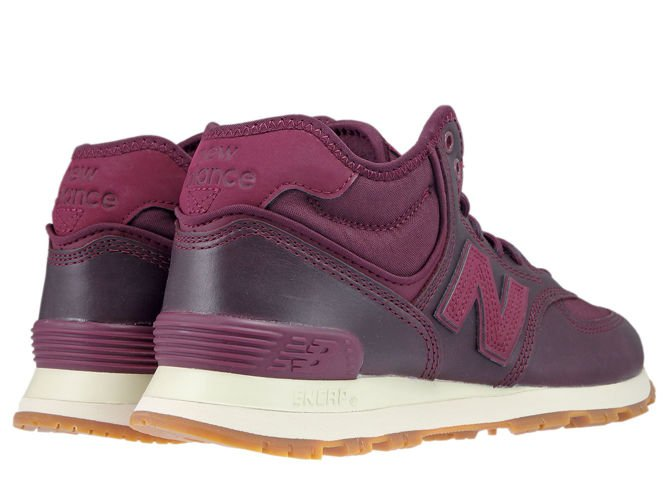low priced 69ec8 011a2 New Balance WH574BC Burgundy