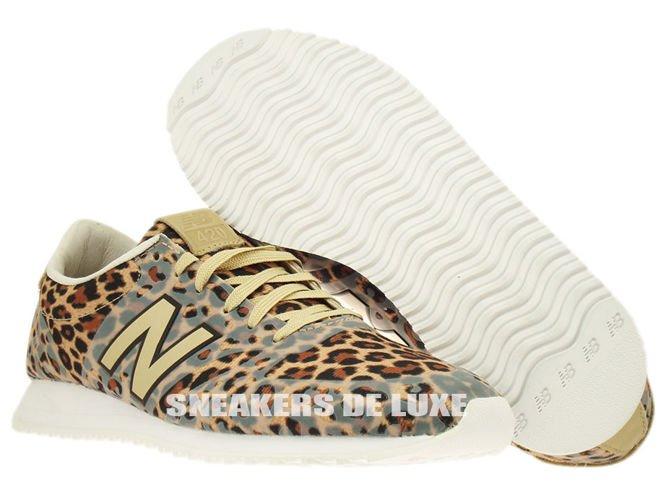 chaussures de séparation d4521 7e5e2 New Balance WL420DFL Leopard