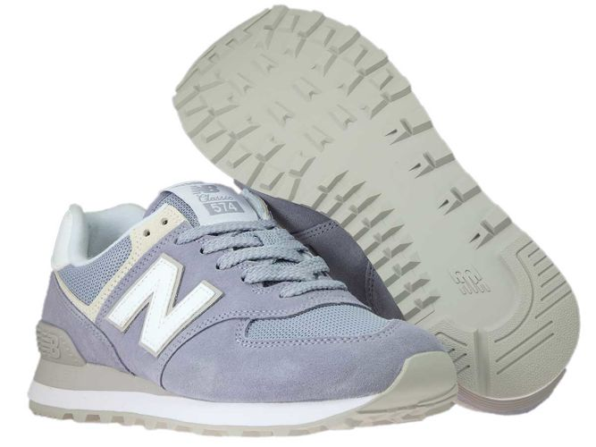 outlet store 50efc cc6e2 New Balance WL574ESV Daybreak with Overcast