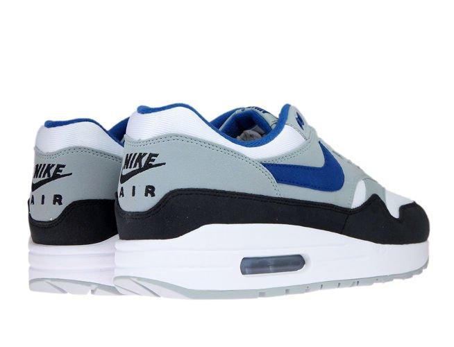 e6d2f808e3 sneakers: Nike Air Max 1 AH8145-102 White/Gym Blue/Light Pumice ...