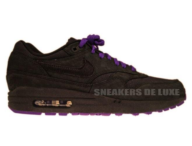 Nike Air Max 1 Air Attack Pack Black Club Purple 308866 007