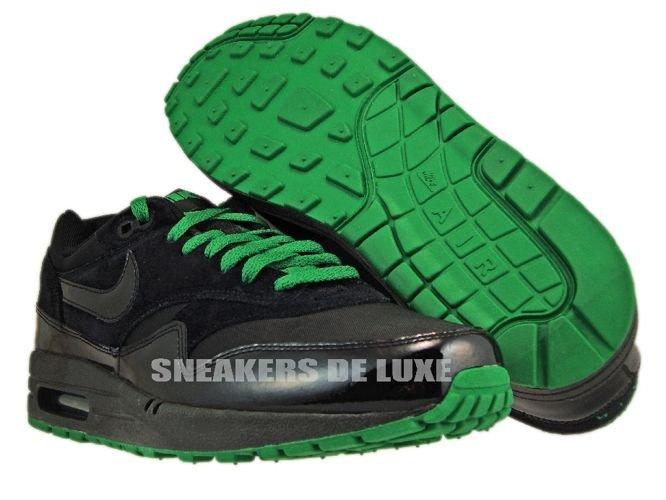 brand new 1ba3a ca72a ... Nike Air Max 1 Air Attack Pack Black Pine Green 308866-006 ...