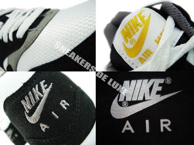 separation shoes f13a1 2f8ba ... Nike Air Max 1 Black White-Light Charcoal Gum Light 319986-008