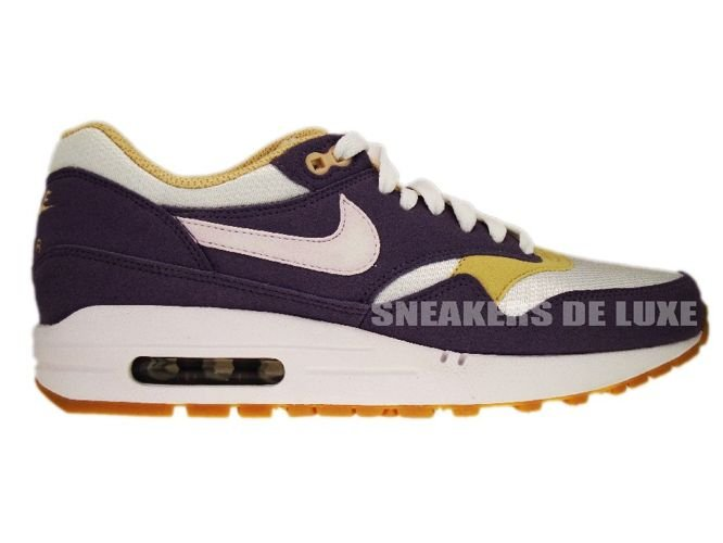 best quality 4d6b0 0db27 Nike Air Max 1 Daybreak White-Vegas Gold-Gum 319986-501 ...
