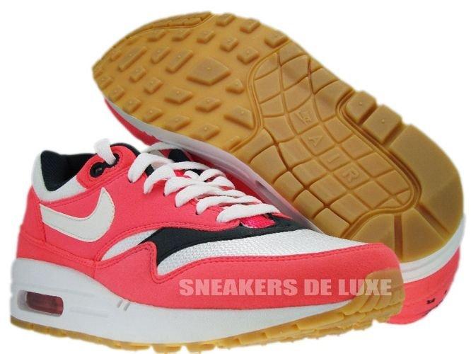 Nike Air Max 1 Solar RedWhite Seaweed Gum Light Brown