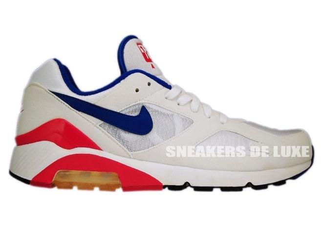 English  Nike Air Max 180 White Ultramarine 310155-141 310155-141 ... db79407293